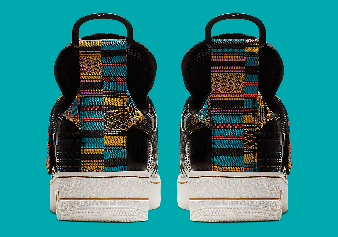 Nike Air Force 1 Utility BHM BV7783 001 Release Date