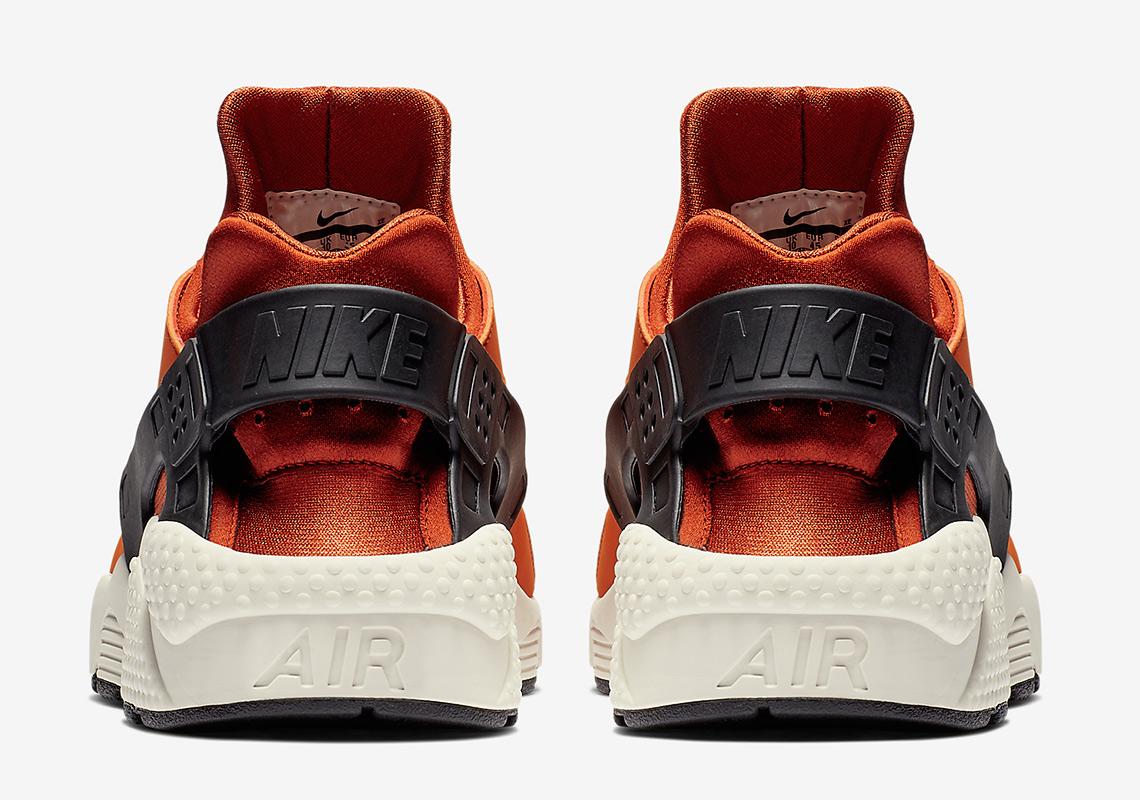 e14889a65e19 Nike Air Huarache Firewood Orange 318429-802