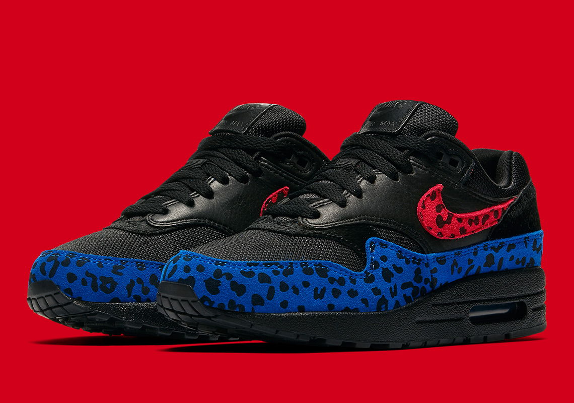 official photos da7d5 73aa7 Nike Air Max 1 Leopard WMNS BV1977-001   SneakerNews.com