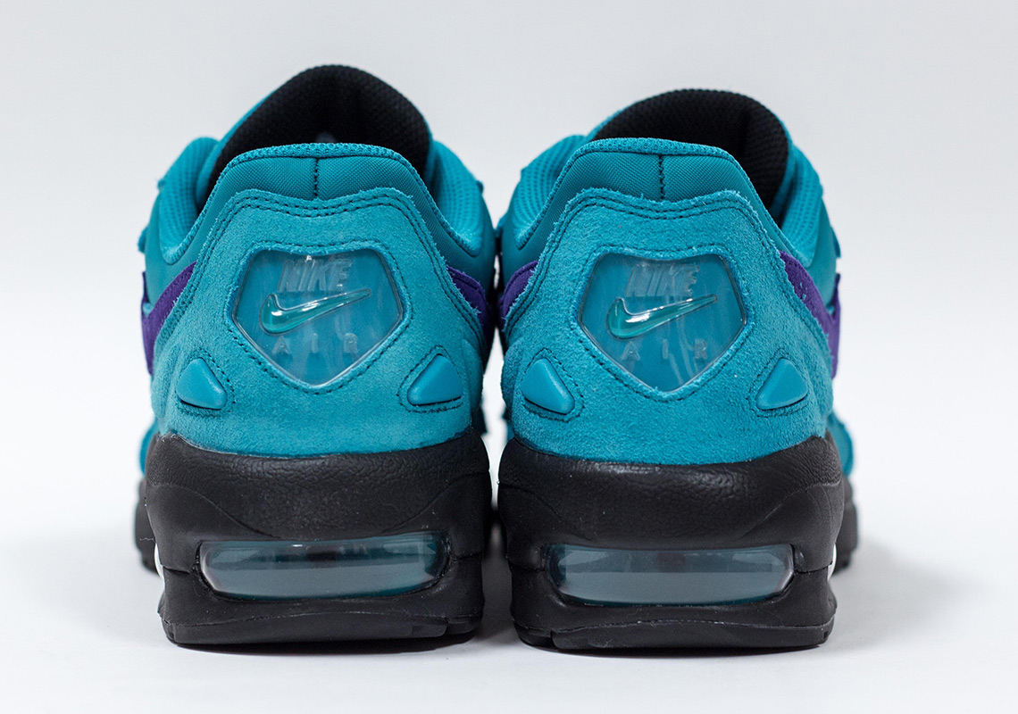 reputable site fefd3 7a815 Nike Air Max 2 Light Hornets Pack Release Info   SneakerNews.com