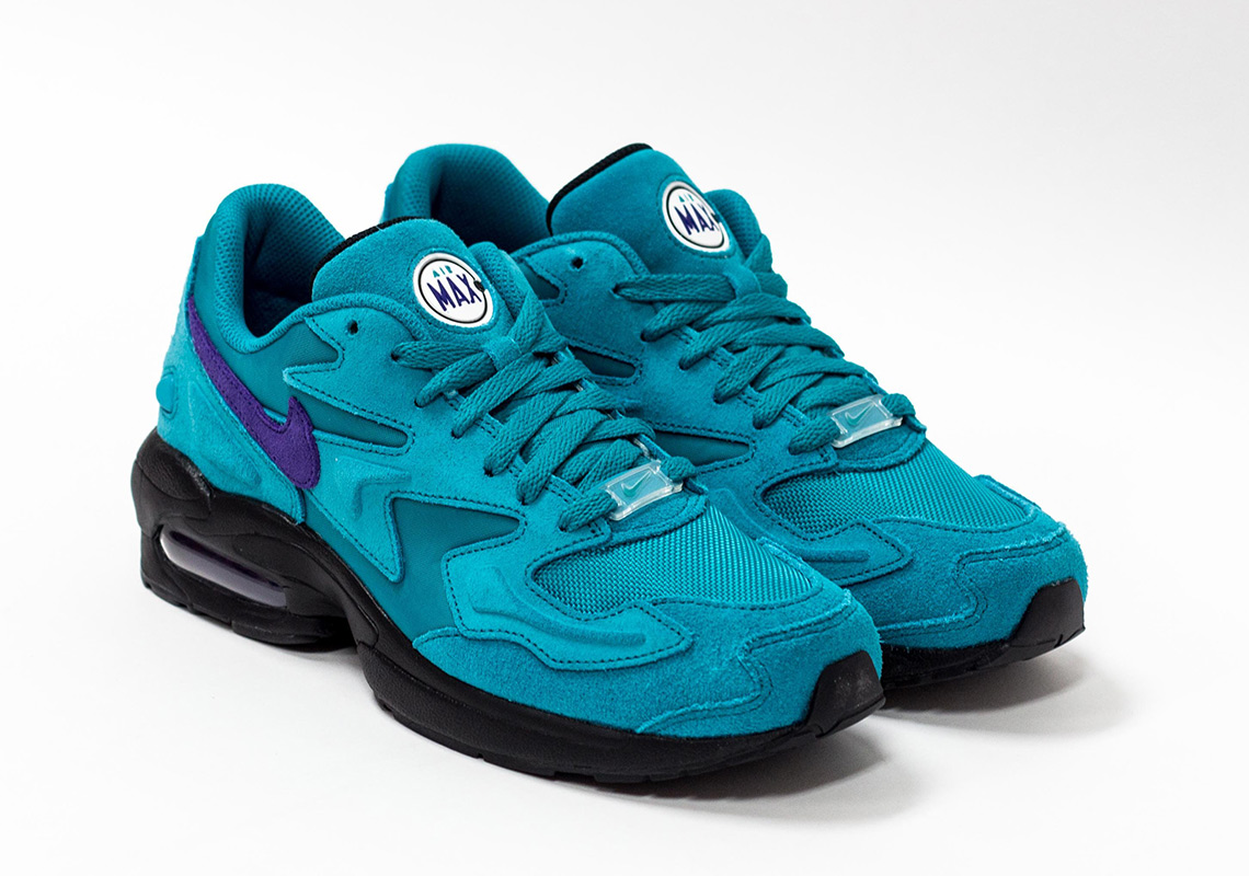 267b5961f086 Nike Air Max 2 Light Hornets Pack Release Info