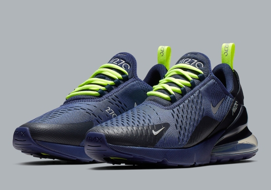 Seahawks Fans Would Enjoy This Nike Air Max 270