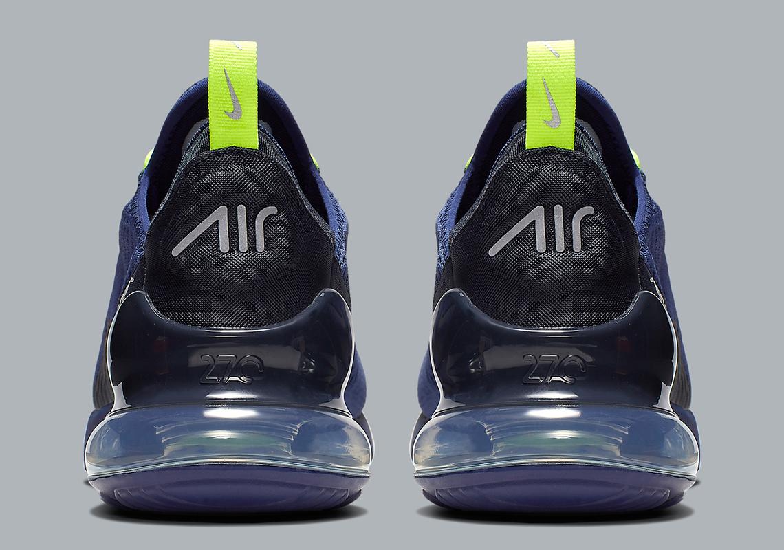 Nike Air Max 270 Seahawks CD7337-400