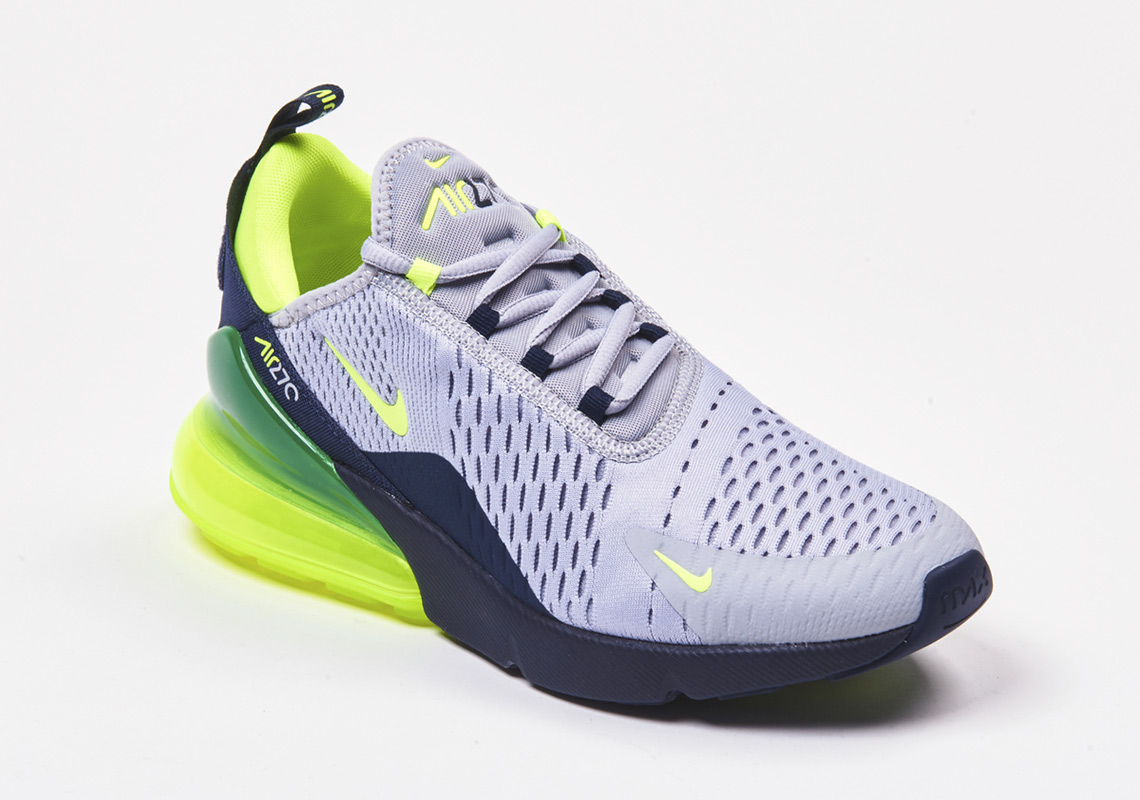 official photos f9fb8 c38d1 Nike Air Max 270 Home/Away Seattle Release Info ...