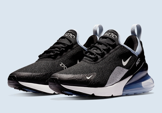 The Mesh Uppered Nike Air Max 270 Arrives In Another Women's Colorway