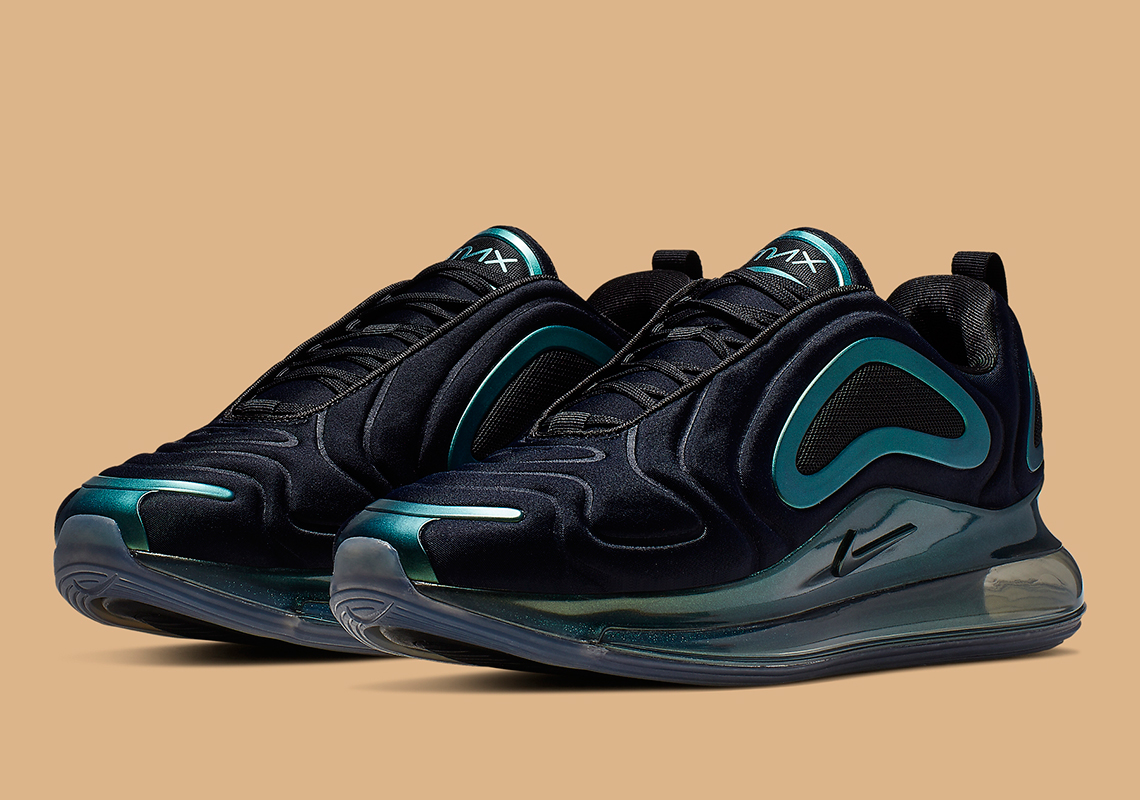 6f63d9cb2acd Another Nike Air Max 720 Appears With Iridescent Detailing. February 18