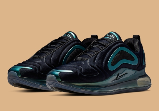 Another Nike Air Max 720 Appears With Iridescent Detailing