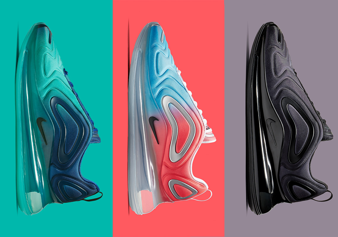 "wholesale dealer c7186 53f1a Where To Buy The Nike Air Max 720 ""Nature Pack"""
