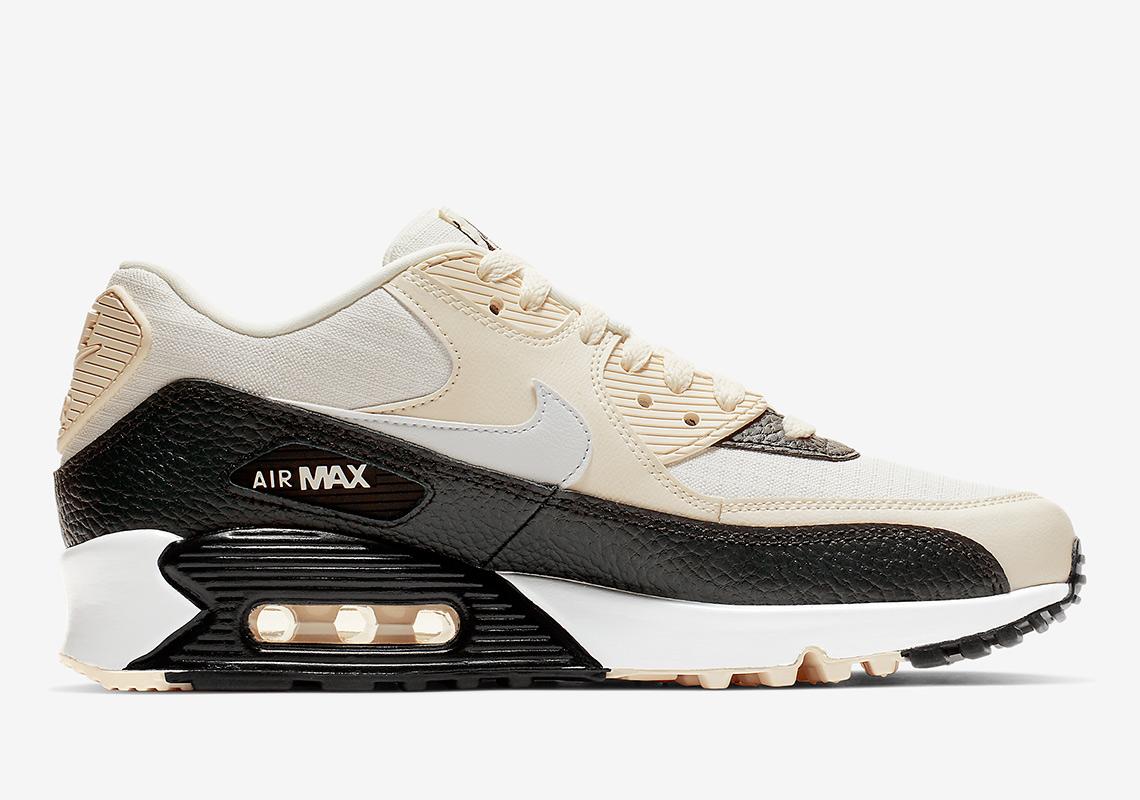 premium selection 06ba9 c1242 Nike Air Max 90 Pale Ivory WMNS 325213-138   SneakerNews.com