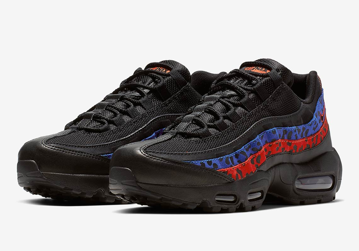 nike air max 95 two blues