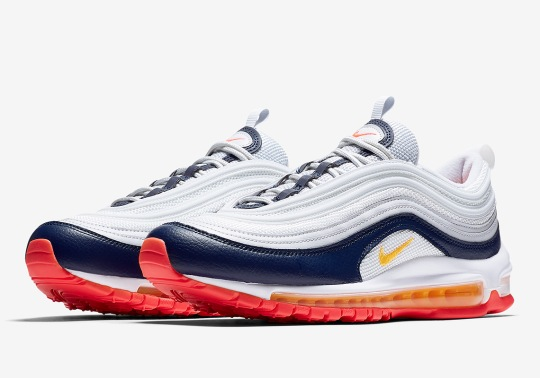 Nike Air Max 97 In Midnight Navy And Racer Pink Arrives This March