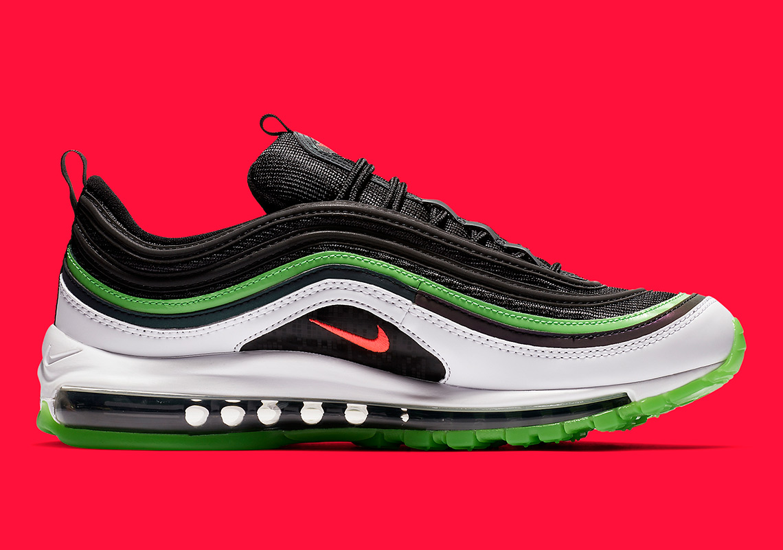 the latest b5025 d77c3 Nike Air Max 97 Home And Away Dallas CD7788-001   SneakerNews.com