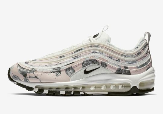 Nike Has A Softer Floral Take On The Air Max 97