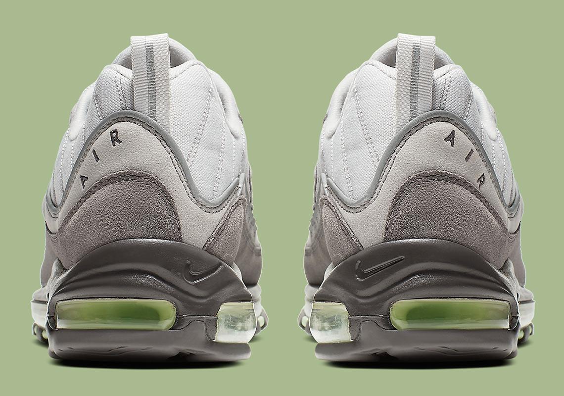 da03a2638f53 Nike Air Max 98 Vast Grey 640744-011 Release Info