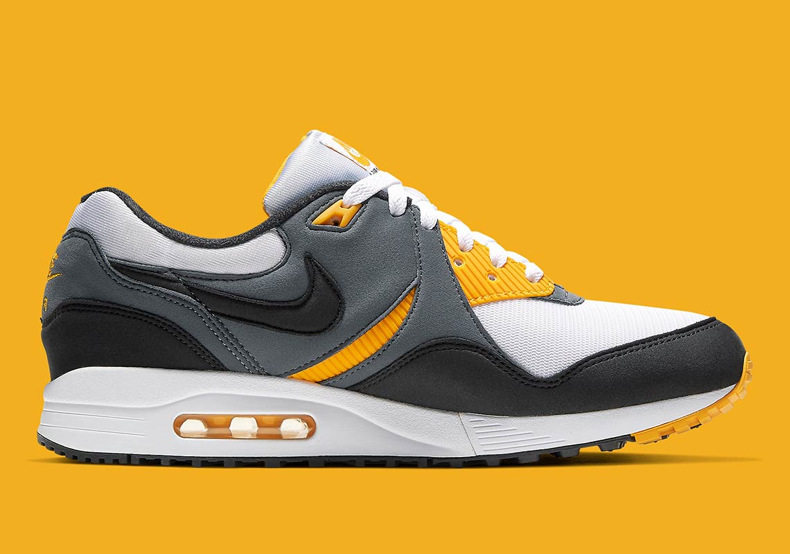 f30b63282d7e9c Nike Air Max Light Grey Gold AO8285-102 Info