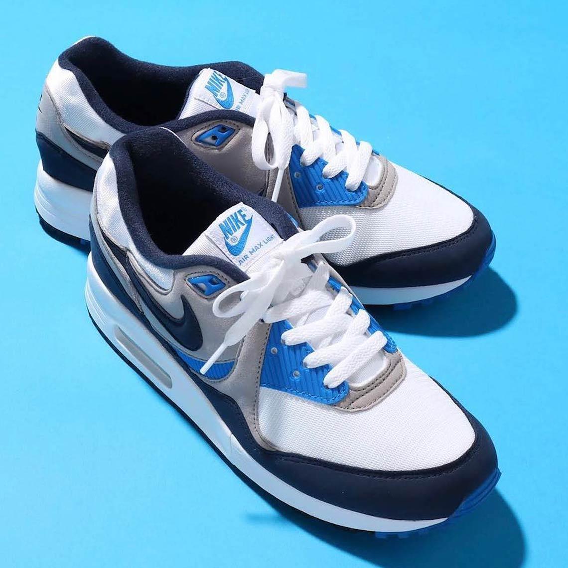 bb45d5d373c44c Nike Air Max OG Light Blue AO8285-100 Release Date