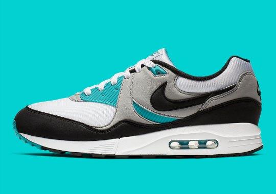 Nike Air Max Light Returns In Original Teal