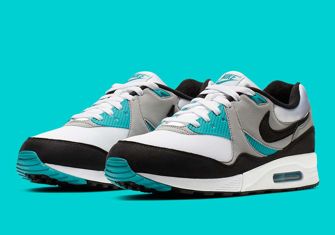 nike air max light teal dusty cactus ao8285 103. Black Bedroom Furniture Sets. Home Design Ideas