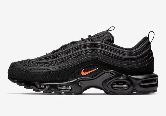The Nike Air Max Plus 97 Returns In Black And Orange