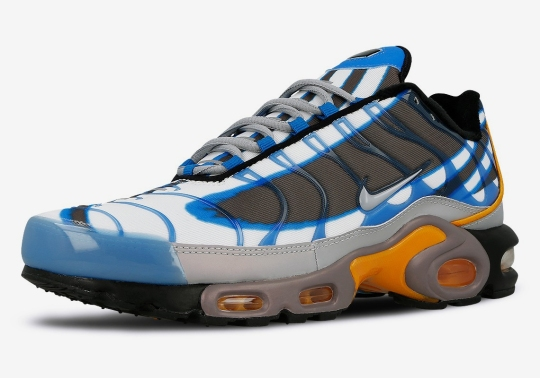 Nike Adds The Deluxe Graphic To The Air Max Plus
