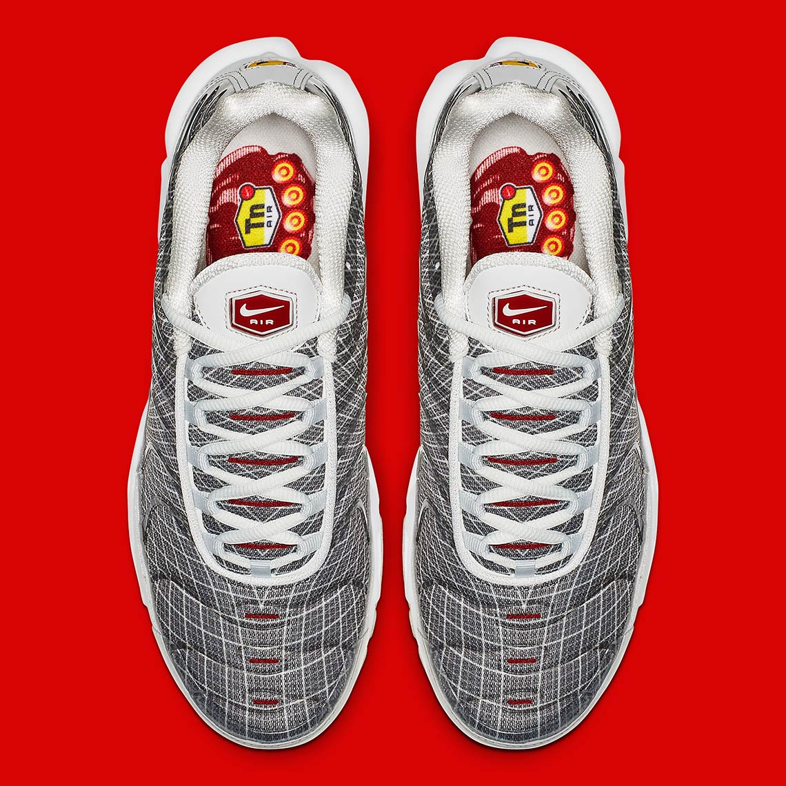 Nike Air Max Plus OG Grey Red BV1983 001 Info |