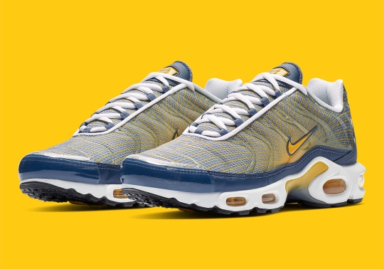 Nike Revives The Original Wave Grid Pattern For The Air Max Plus
