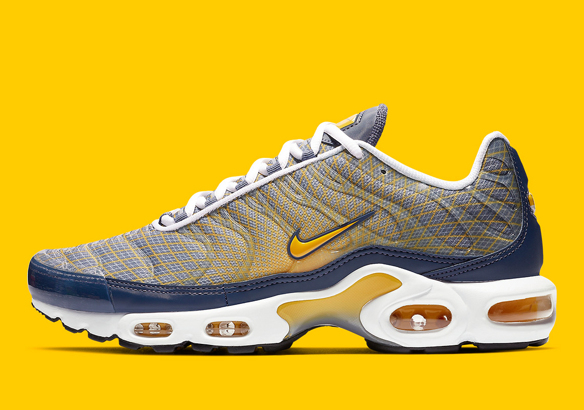 c295f5ea91f Nike Air Max Plus Wave Grid BV1983-500 Release