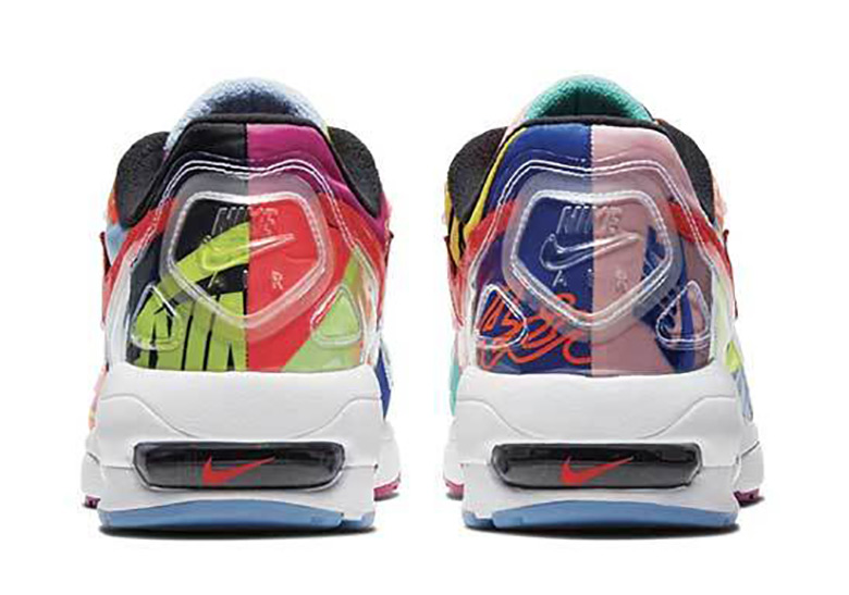 sports shoes 5b915 07dca atmos Nike Air Max 2 Light BV7406-001 Release Info   SneakerNews.com