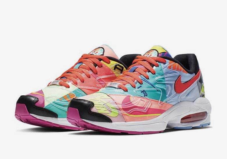 67e9c240cfd7 The atmos x Nike Air Max 2 Light Is Gearing Up For A Release