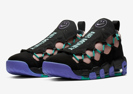 "The Nike Air More Money ""Have A Nike Day"" Releases On March 1st"