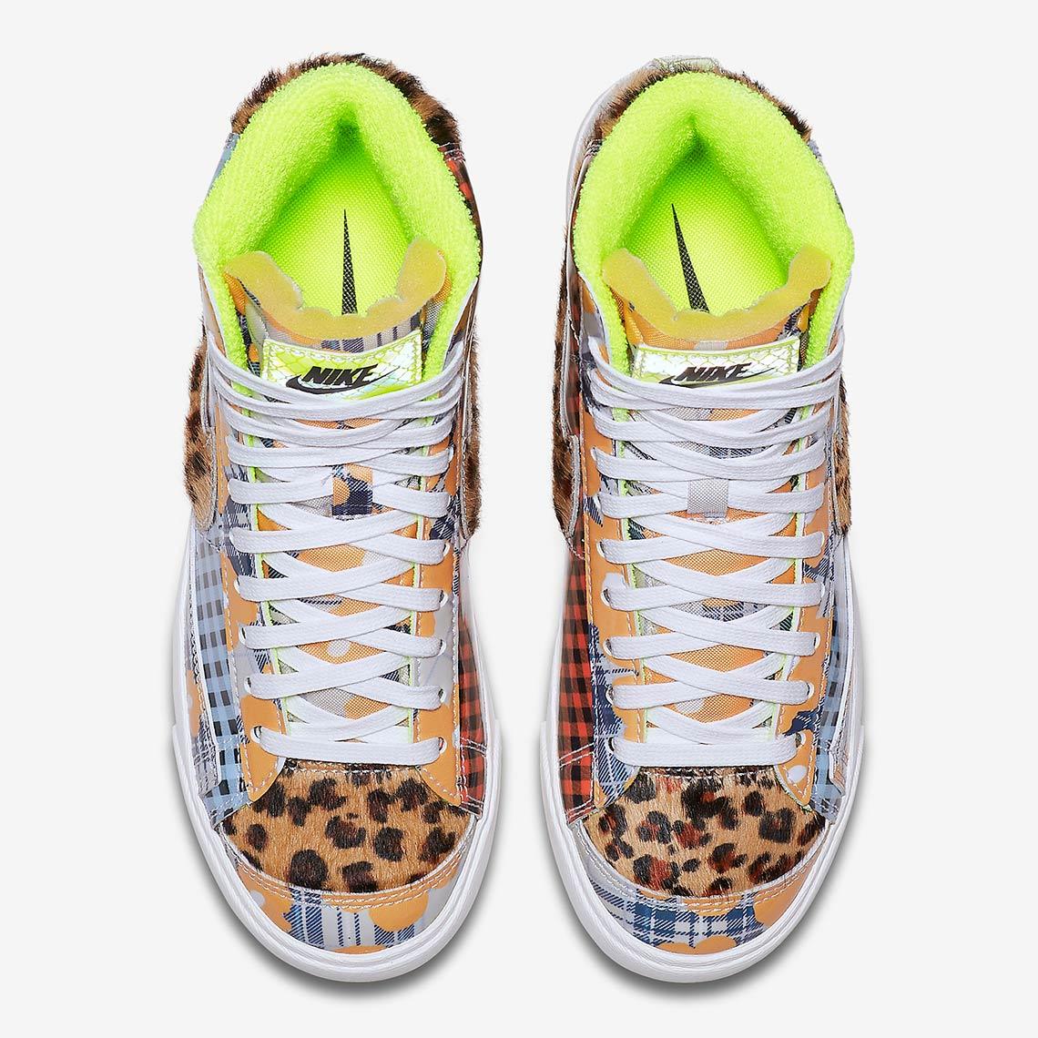 Nike Blazer Mid Gel Prints CJ4239-491 +