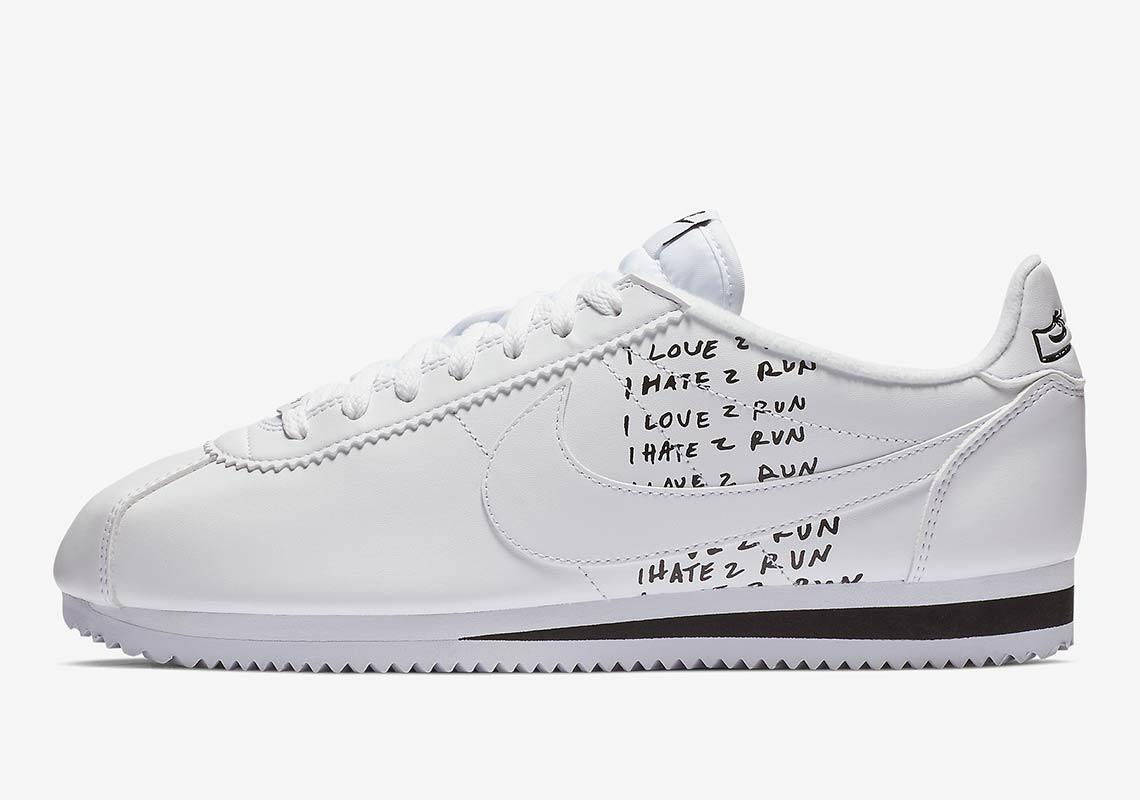 en soldes ed59c 3f599 Nathan Bell Nike Cortez BV8165-600 + BV8165-100 ...