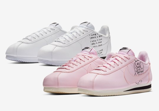 Nathan Bell And Nike Continue Their Partnership With Two Takes On The Cortez