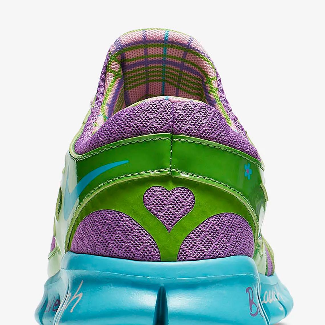 bba8e6cbeb22e Nike Free Run 2 Doernbecher 437527-543 Release Info