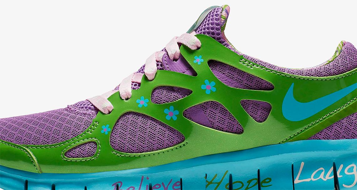 Nike Free Run 2 Doernbecher 437527 543 Release Info