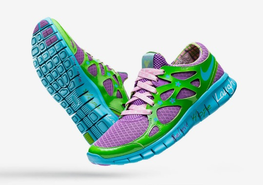 Mackenzie Short's Nike Free Run Is Back To Celebrate 15 Years Of Doernbecher Freestyle