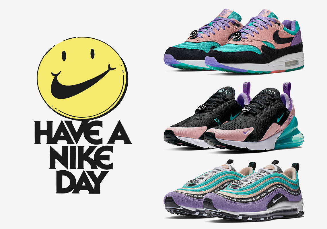"4c49a49c1af8c3 The Full Release Guide To The ""Have A Nike Day"" Collection"