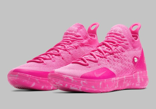 "The Nike KD 11 ""Aunt Pearl"" Honors 59 Cancer Survivors"