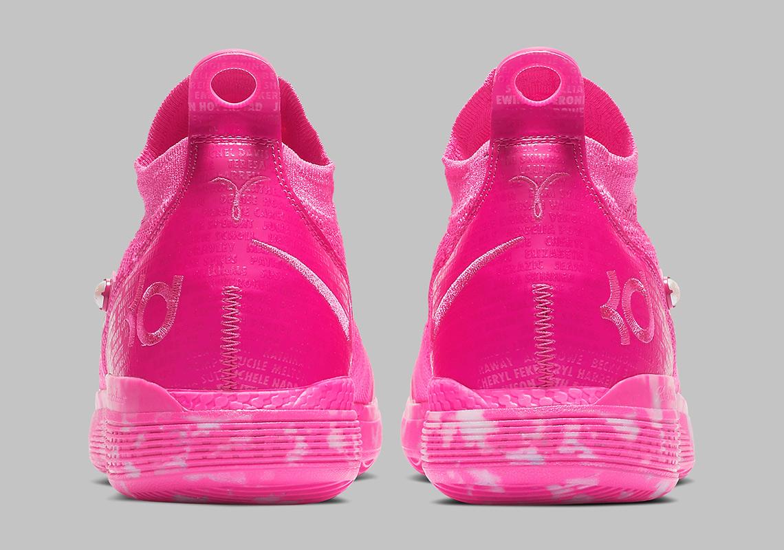 d9a1ed91c35d Nike KD 11 Aunt Pearl BV7721-600