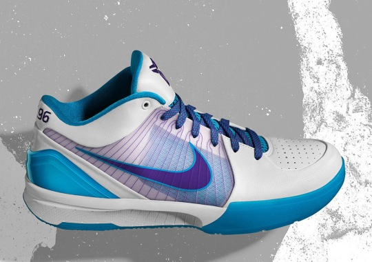 "The Nike Zoom Kobe IV Protro ""Draft Day"" Releases On February 15th"