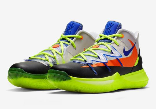 "Where To Buy The Rokit x Nike Kyrie 5 ""All-Star"""