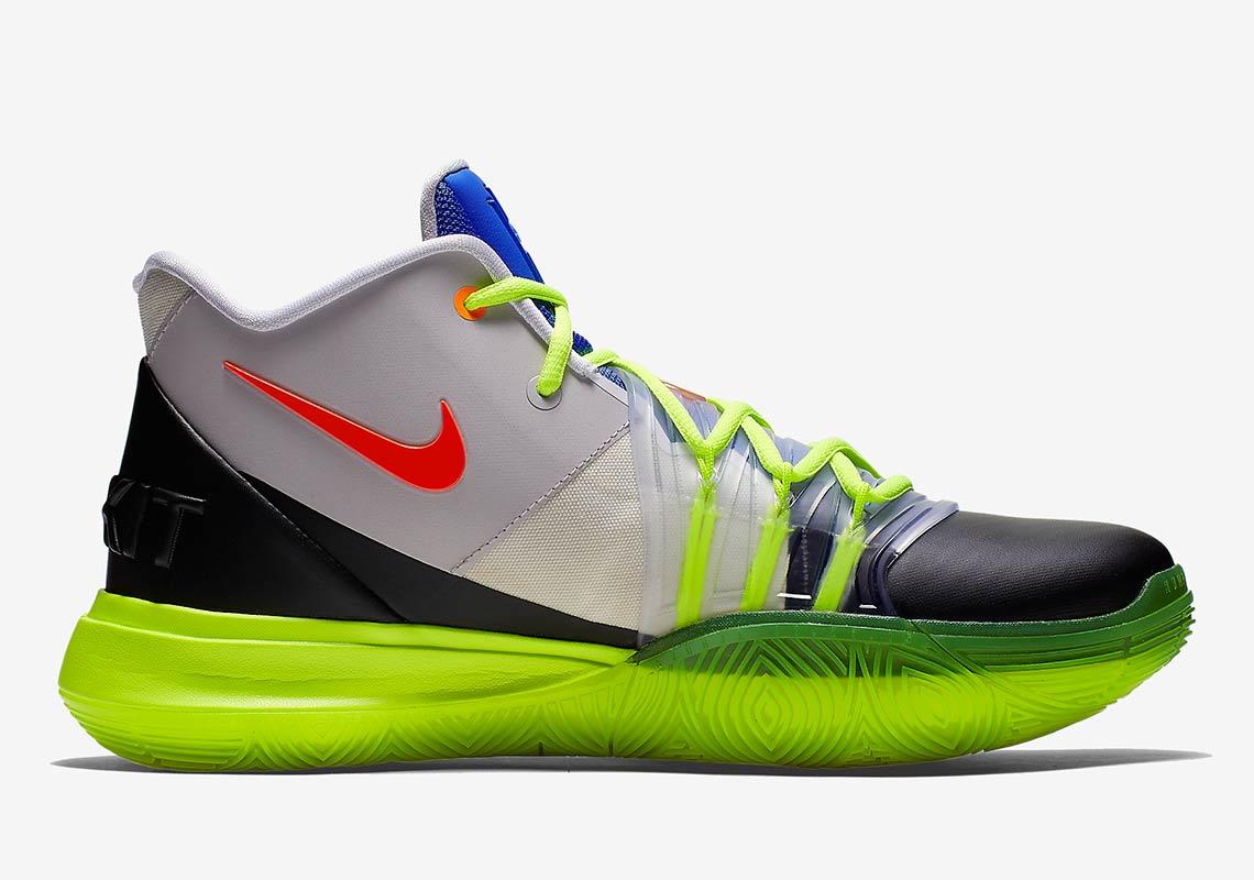 finest selection e2760 530d6 Rokit Nike Kyrie 5 All Star CJ7853-900 Store List   SneakerNews.com