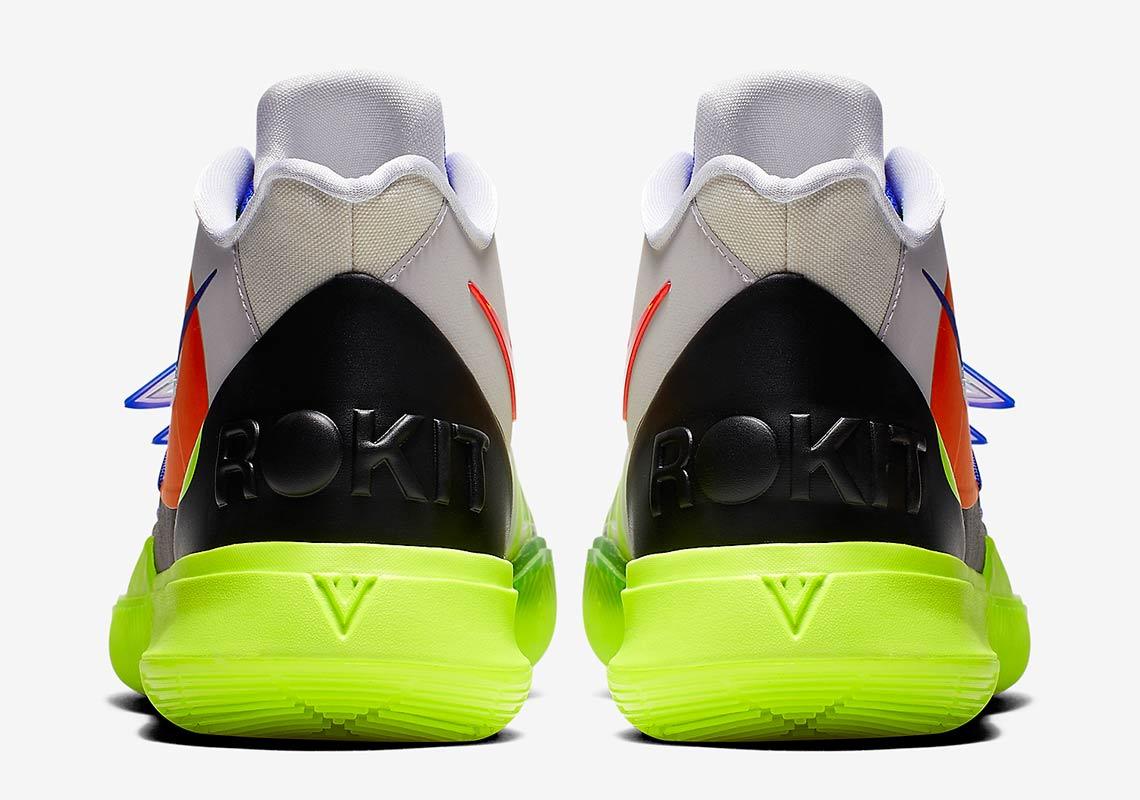 finest selection 31268 23a0e Rokit Nike Kyrie 5 All Star CJ7853-900 Store List   SneakerNews.com