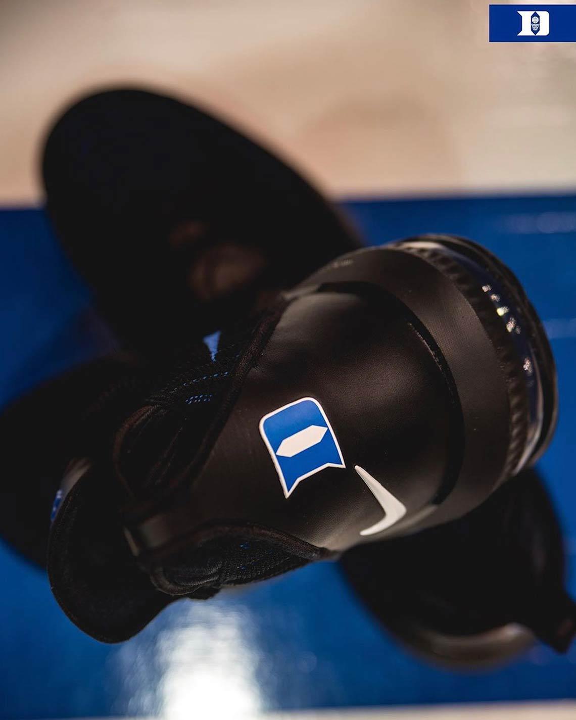 Nike LeBron 16 Duke Blue Devils PEs
