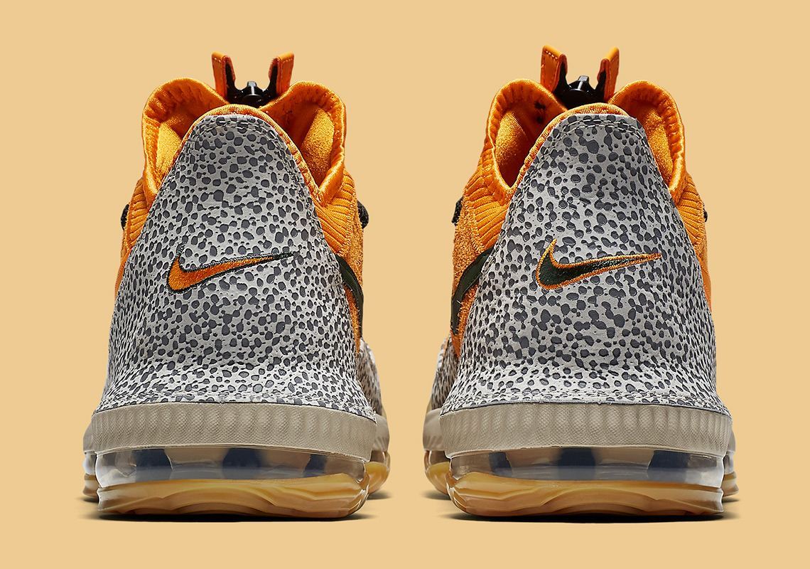 4821bcd687066 Nike LeBron 16 Low