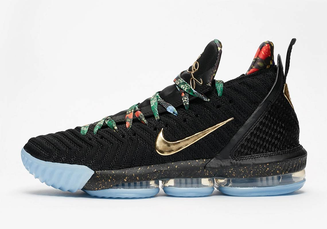 742f995998ee Nike LeBron 16 Watch The Throne Store List CI1518-001