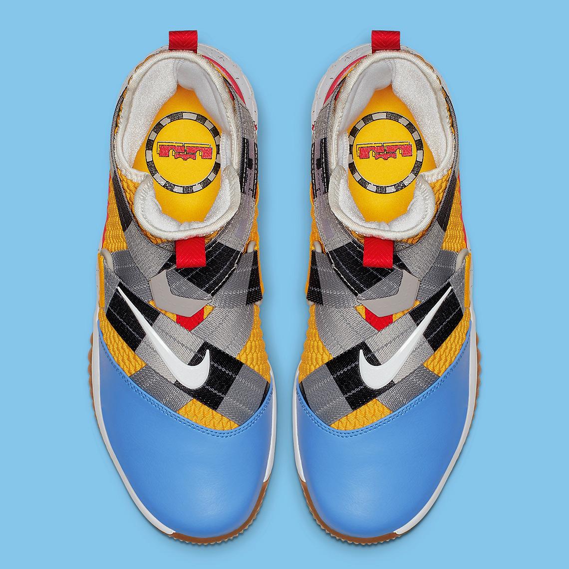 Nike LeBron Soldier 12 Toy Story AV3812