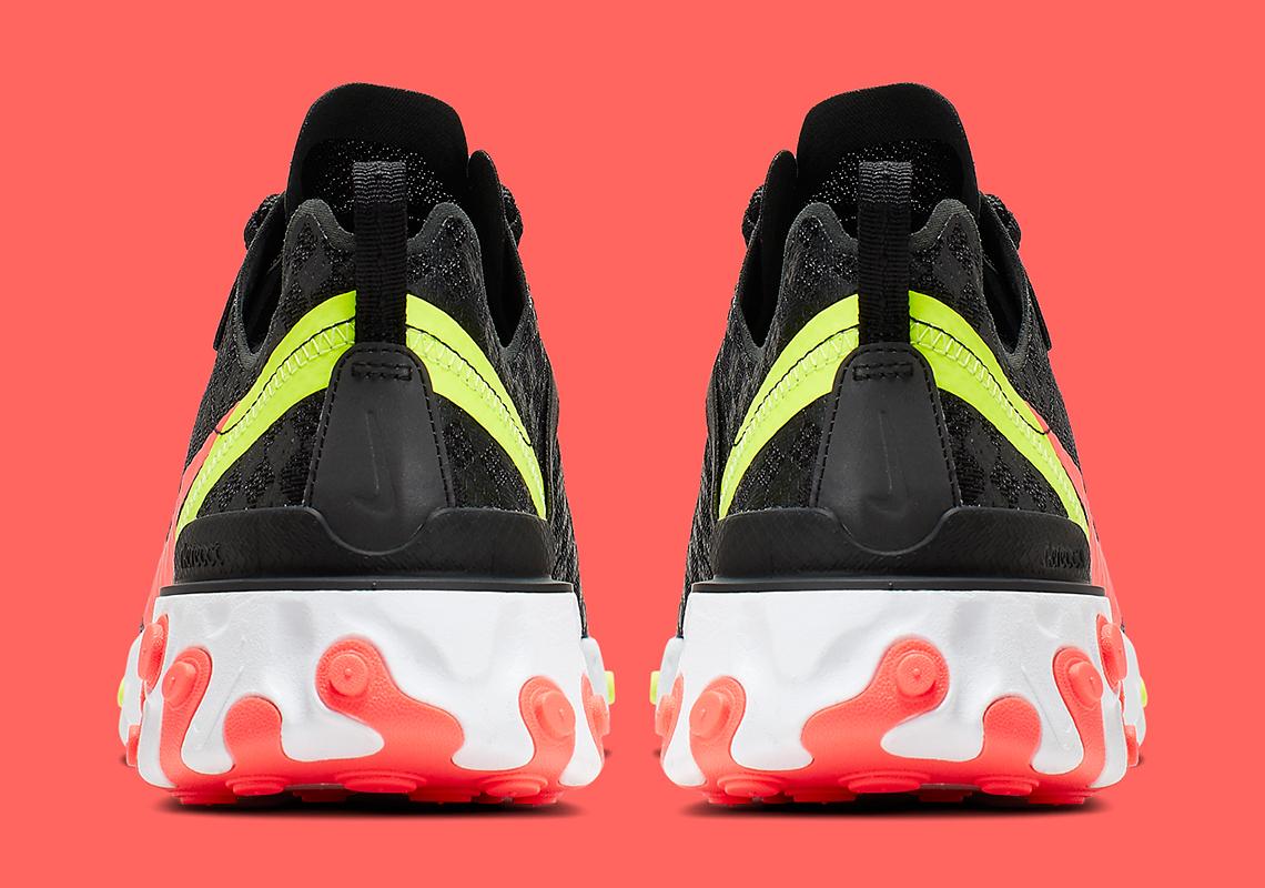4ce51ff3738a7 Nike React Element 55  130. Color  Black Flash Crimson-Hyper Crimson-Volt  Style Code  CJ0782-001. Advertisement. Advertisement