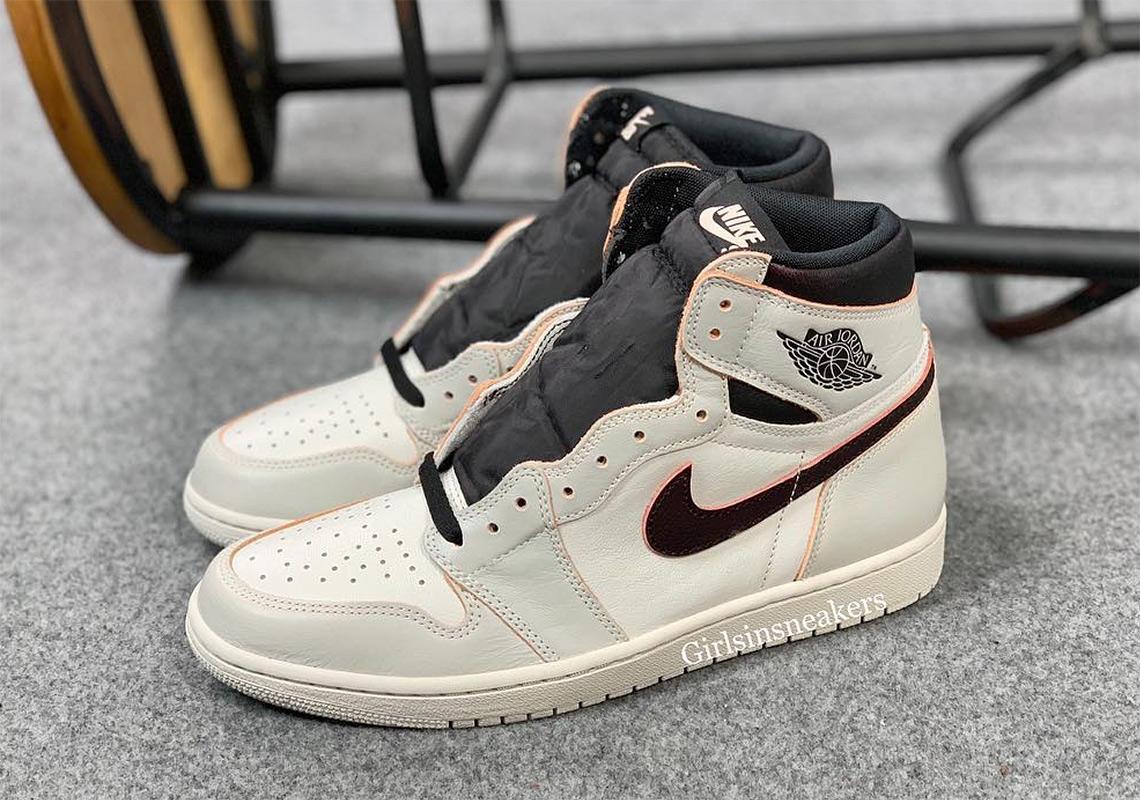 Nike SB Air Jordan 1 Light Bone/Crimson
