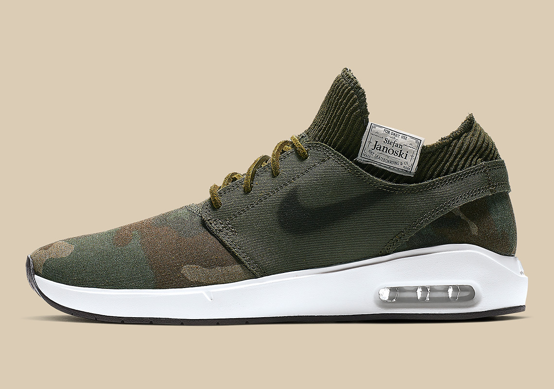 reputable site 17206 14895 Nike SB Janoski 2 Release Info  SneakerNews.com